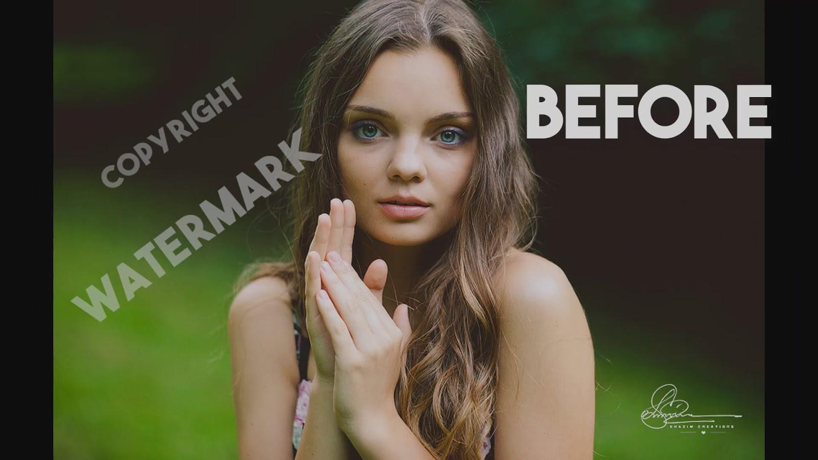 1 click watermark remove photoshop actions screenshot 7