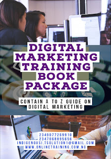 Digital Marketing Training For Nigerians