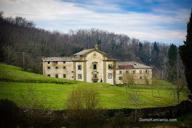 Badia di Buonsolazzo Mugello - Dom z Kamienia blog