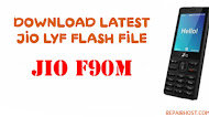 Lyf jio F90M Flash File Stock ROM | Official tested firmware