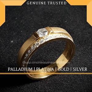 cincin kawin emas 613