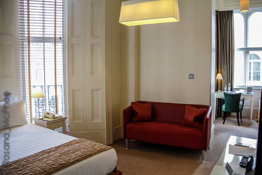 Continental Hotel London  Gloucester Place