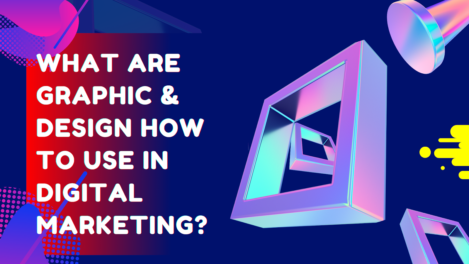 what is Graphic Design use in Digital marketing 2020| nixatube