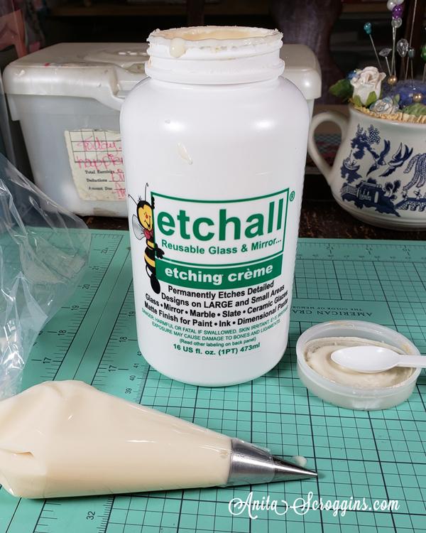 etchall® etching creme
