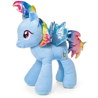 My Little Pony the Movie Rainbow Dash Pillow Plush