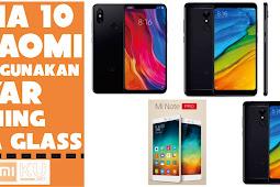 10 Pilihan HP Xiaomi Corning Gorilla Glass Mulai dari 800 Rb-an