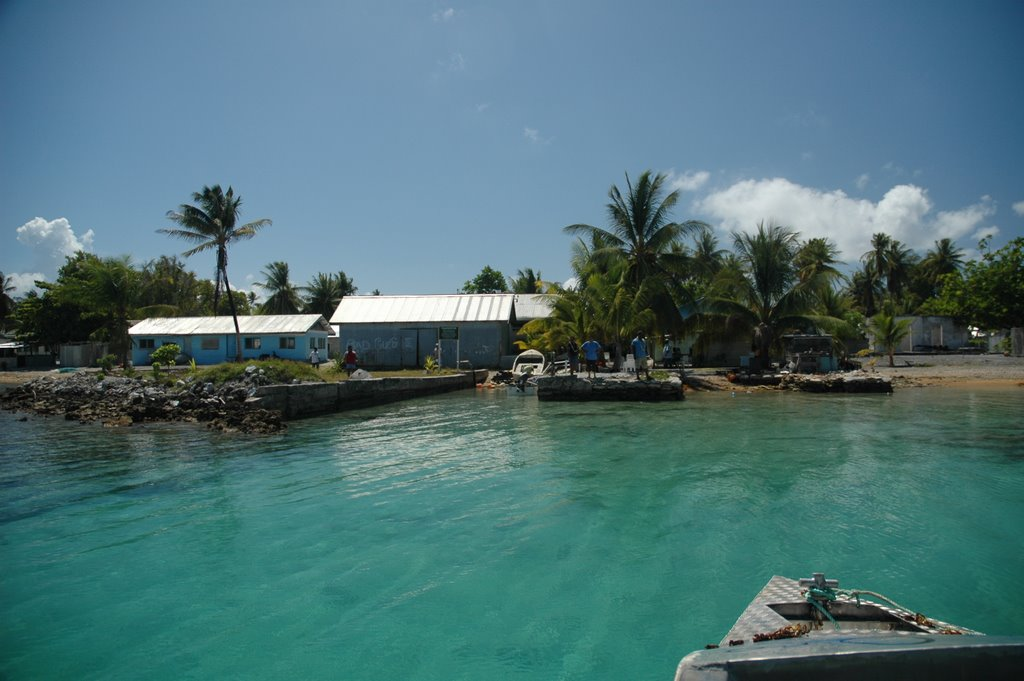 E51WL, Penrhyn Atoll, North Cook Islands