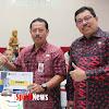Dirjen Tata Ruang Kementerian ATR  dan Sekkot Makassar Tandatangan Peta RDTR Biringkanya