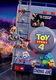Comedy Hollywood Terbaru Produksi Walt Disney Pictures Review Toy Story 4 2019 Bioskop