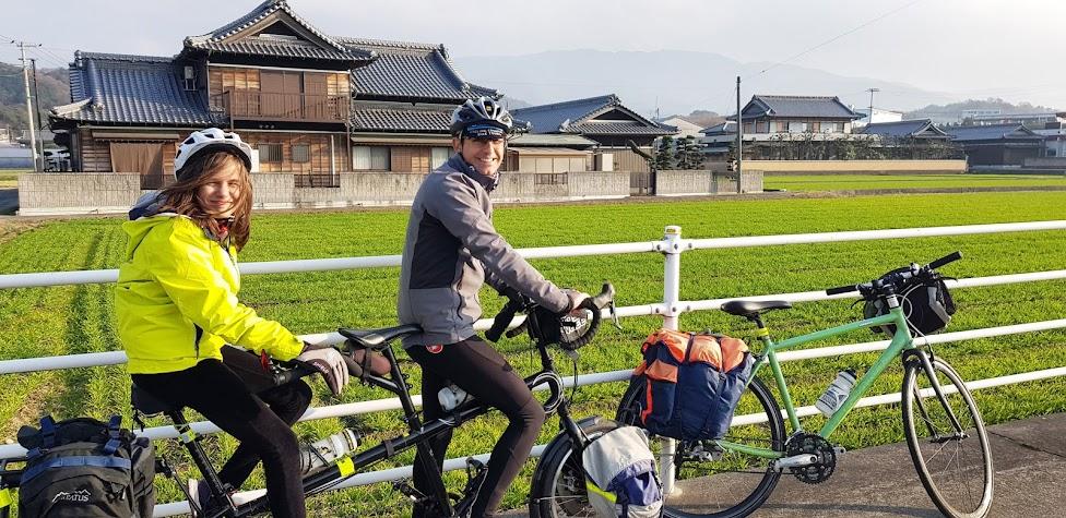 Bike Packing in Japan, explore Shikoku