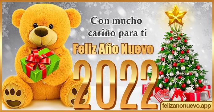 Regalos de Feliz Año Nuevo 2022
