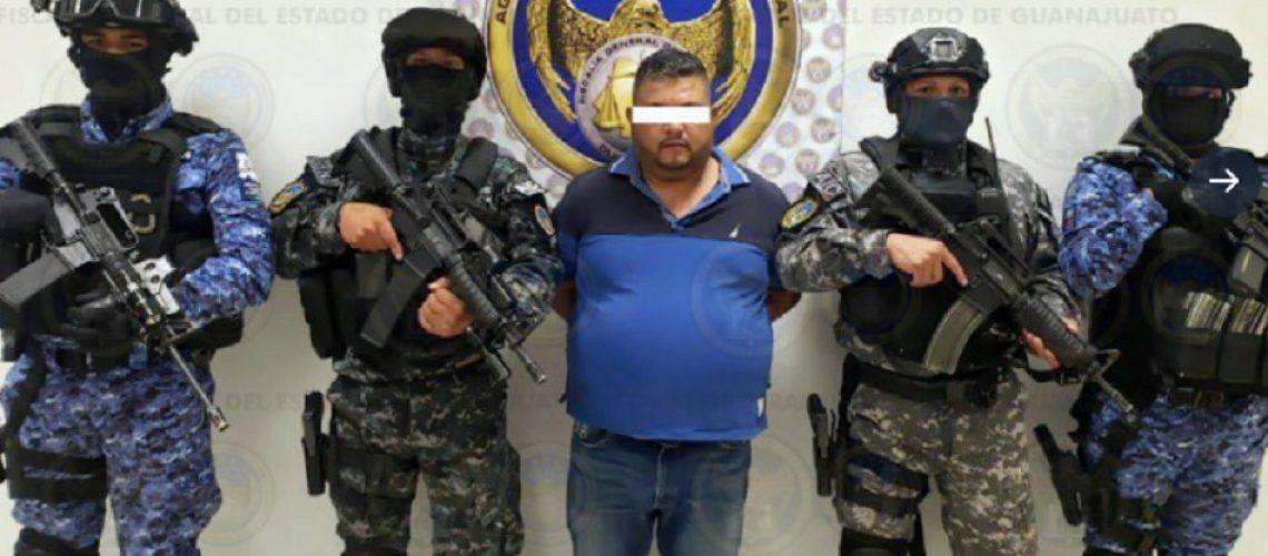 """Vinculan a proceso a """"El Azul"""", sucesor de """"El Marro"""" como líder del Cártel de Santa Rosa de Lima"""