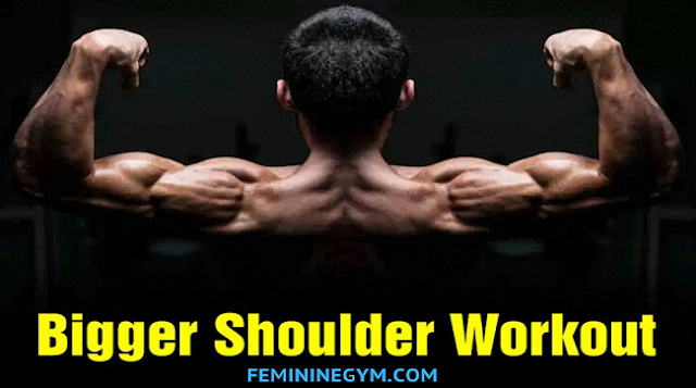 21 Day Shoulder Workout For Mass