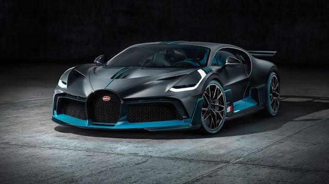 2020-2021 Bugatti Divo