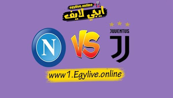 نتيجة مباراة يوفنتوس ونابولي اليوم بتاريخ 04-10-2020 في الدوري الايطالي