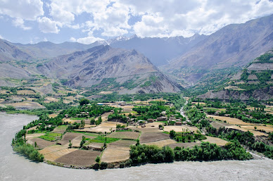 Afghanistan-Beauty