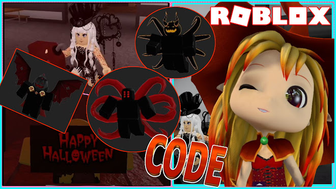 Roblox Halloween Event 2020 Event Key Chloe Tuber: ROBLOX GHOST! CODE! HALLOWEEN EVENT and NEW CHAPTER