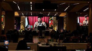 Bobby Nasution Ajak GBI Medan Terus Berkontribusi Untuk Pembangunan Kota