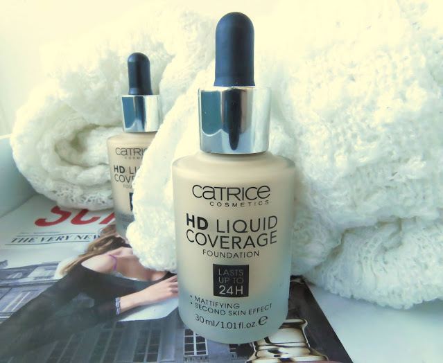 Catrice HD Liquid Coverage makeup