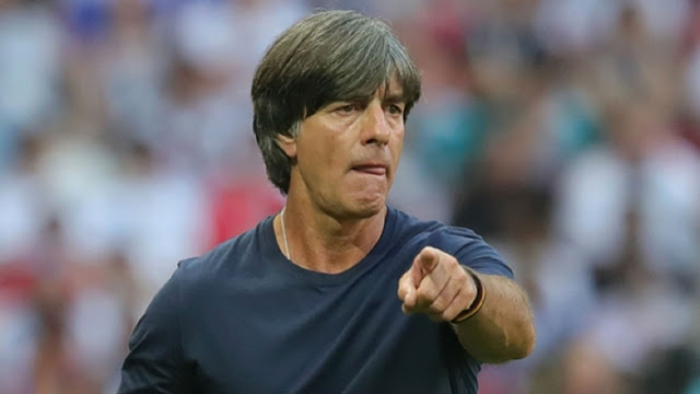 Joachim Low entrenador Alemania
