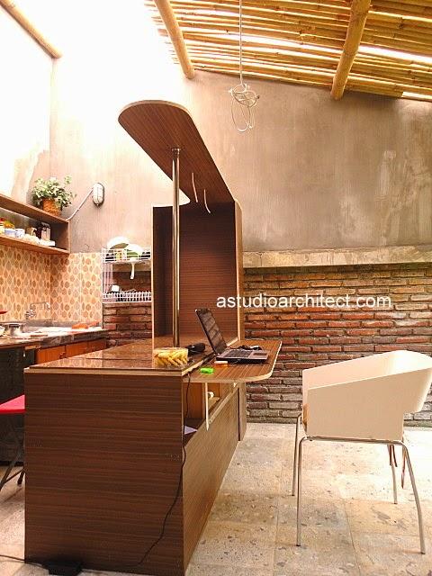 Diy Weekend Project Cara Membuat Meja Dapur A Bar Sendiri