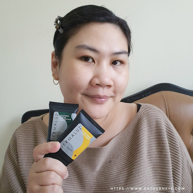 Review Dermaluz Hydrating Sunscreen and Soothing Cream with Extract Cactus