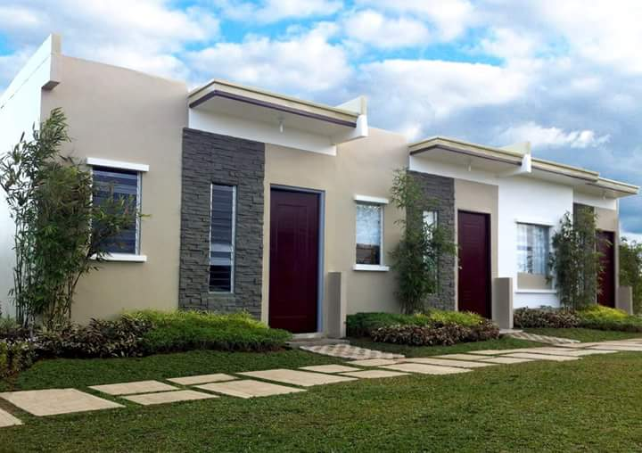 Low cost housing by vistaland of villar cheap affordable for House design philippines low cost