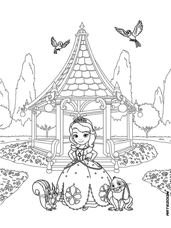 Princesinha Sofia 10