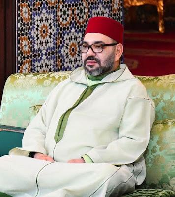 تهنئة مرفوعة إلى جلالة الملك محمد السادس حفظه الله بمناسبة شهر رمضان المبارك لعام 2021 م موافق ل 1442ه .