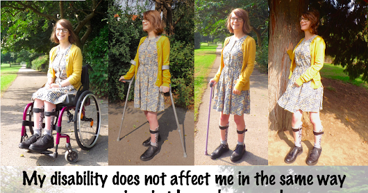 Observations from a Part- time Wheelchair User