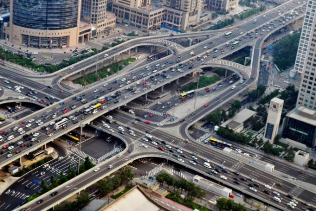 Tình hình giao thông hiện nay rất phức tạp