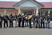 Perbakin Pijay Silaturrahmi dan Pendataan Unit Ke Polres