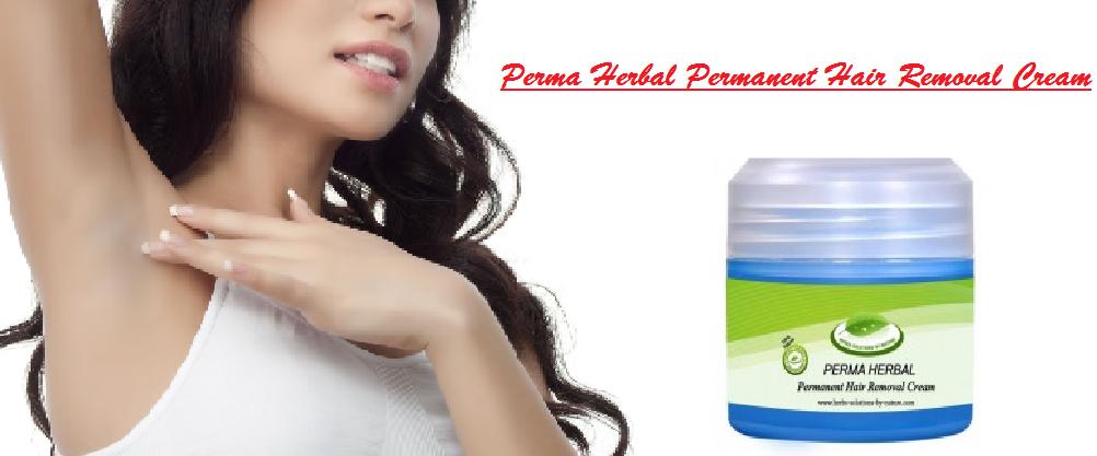 Perma Herbal Permanent Hair Removal Cream January 2016