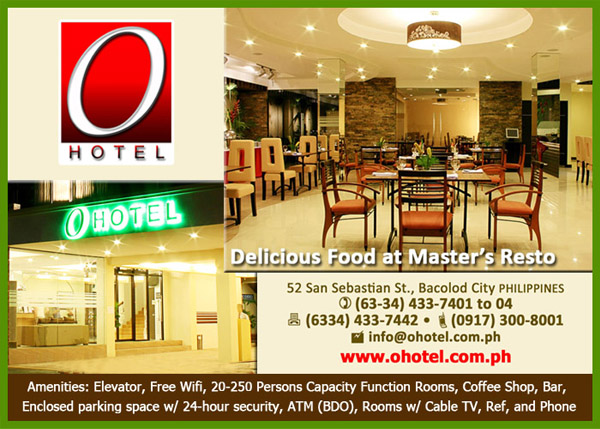 baby christenings ideas bacolod- O Hotel banquet - breakfast buffet