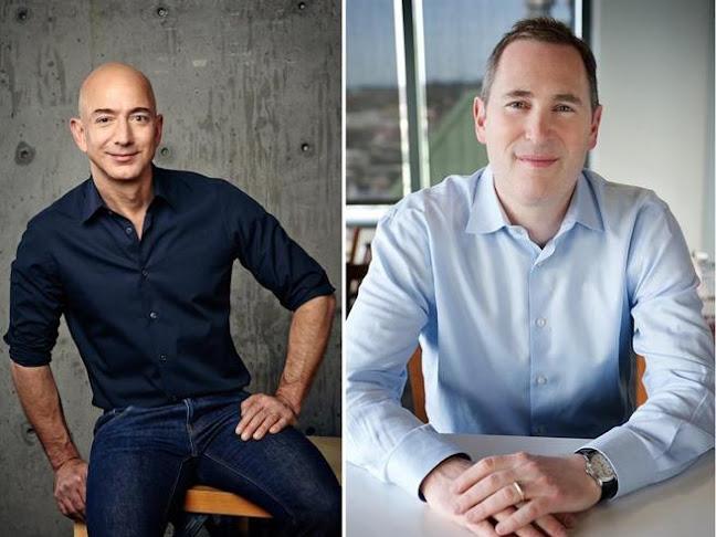 Jeff Bezos lascia la guida di Amazon: il timone passa ad Andy Jassy