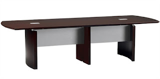 Luxurious Boardroom Table