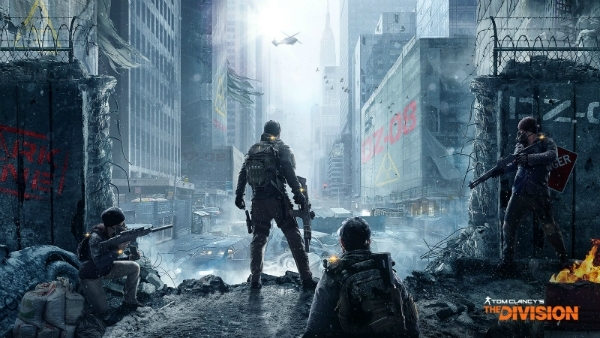 The Division is top high graphics games in 2016
