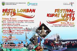 Agenda Pesta Lomban 2019 di Jepara.