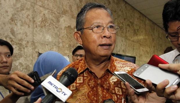 Soal Impor Jagung, Darmin Sindir Amran: Katanya Surplus?