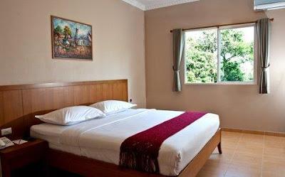 kamar U Village Hotel and Villa resort lembang jawa barat