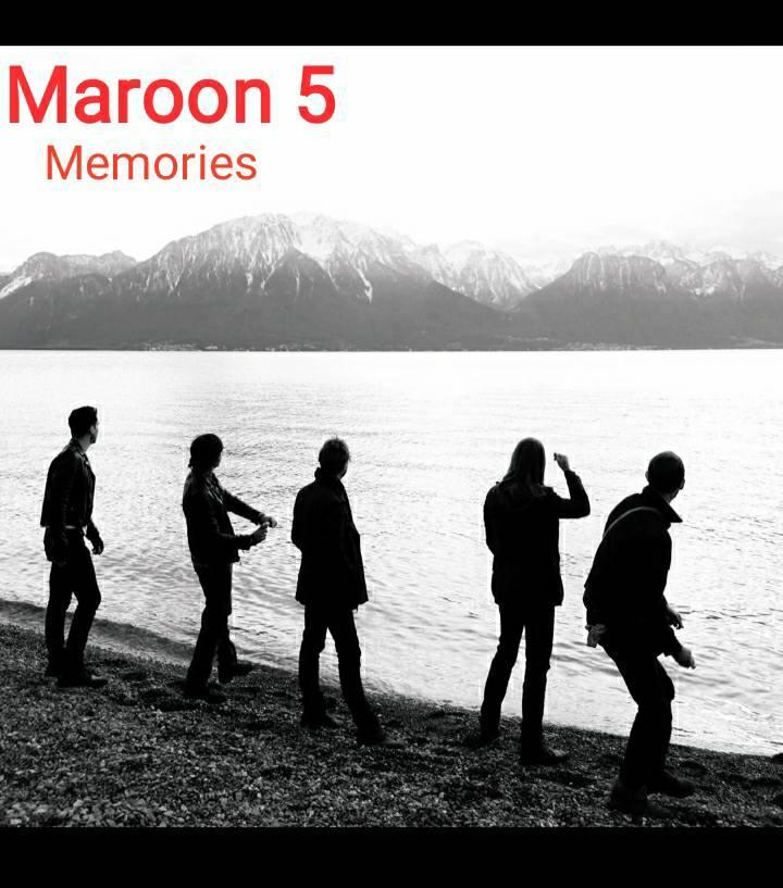 Lirik Lagu dan Kunci Gitar Maroon 5-Memories