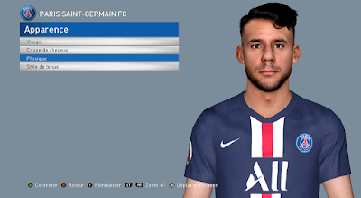 PES 2017 Facepack by A. Hamdy Facemaker