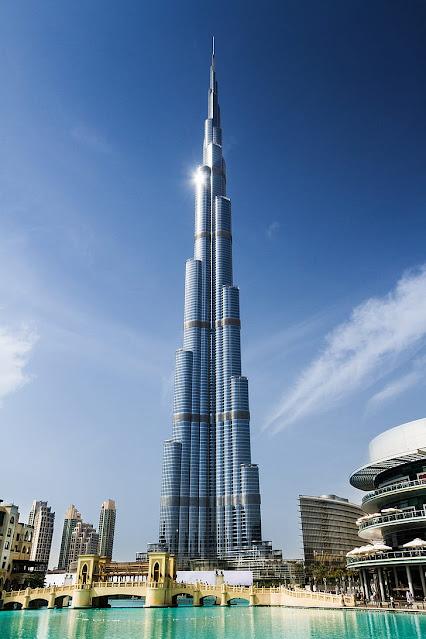 التفاصيل الإنشائية لبرج خليفة: تفصيل عملية بناء أطول مبنى في العالم