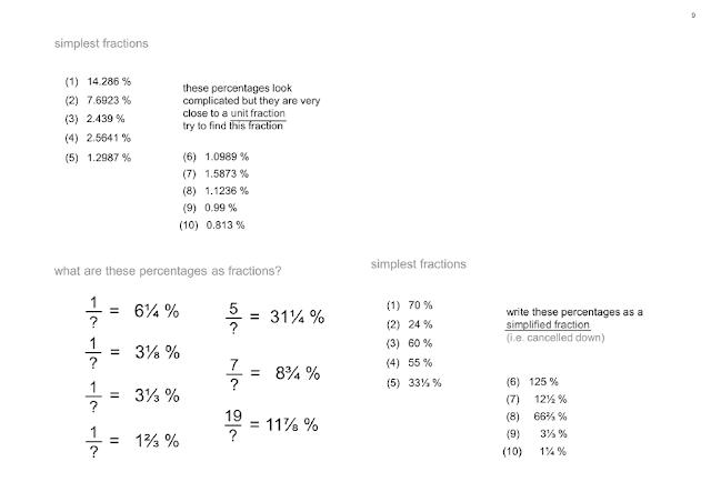 simplest fractions 計算最簡分數