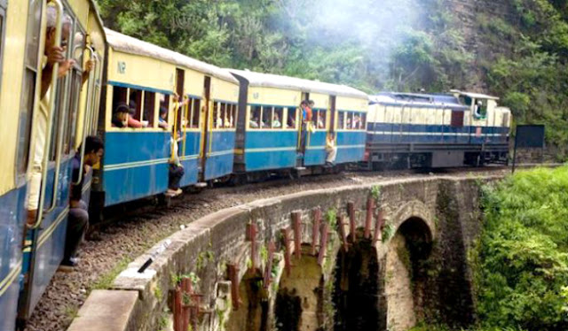 kangra valley mountain railway