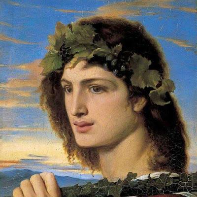 Dioniso, dio dell'estasi e del vino