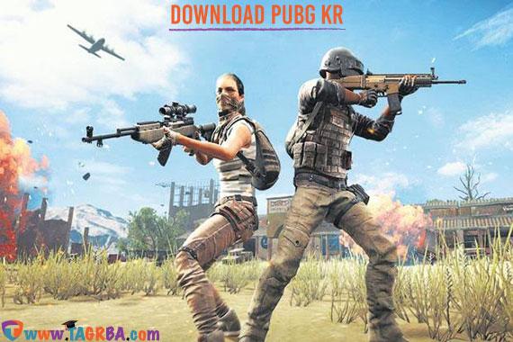 تنزيل لعبة ببجي الكورية Download PUBG KR على أجهزة الأندرويد