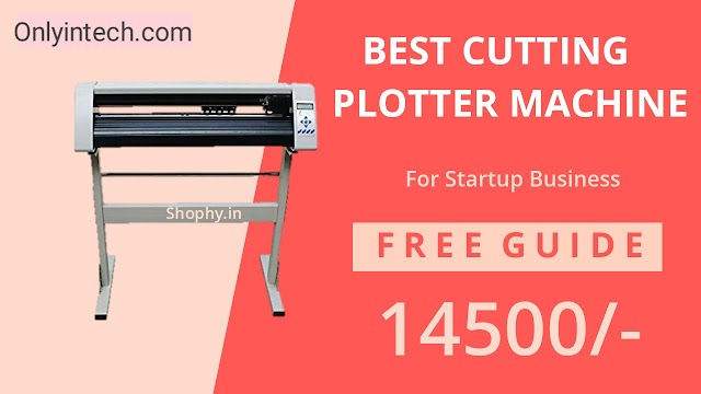 Best Vinyl Sticker Cutting Plotter Machine