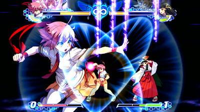 Download Game Arcana Heart 3 LOVE MAX PC