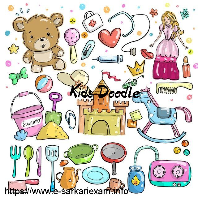 Kids Doodle - Color and Draw Free Game